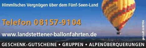 Landstettener Ballonfahrten